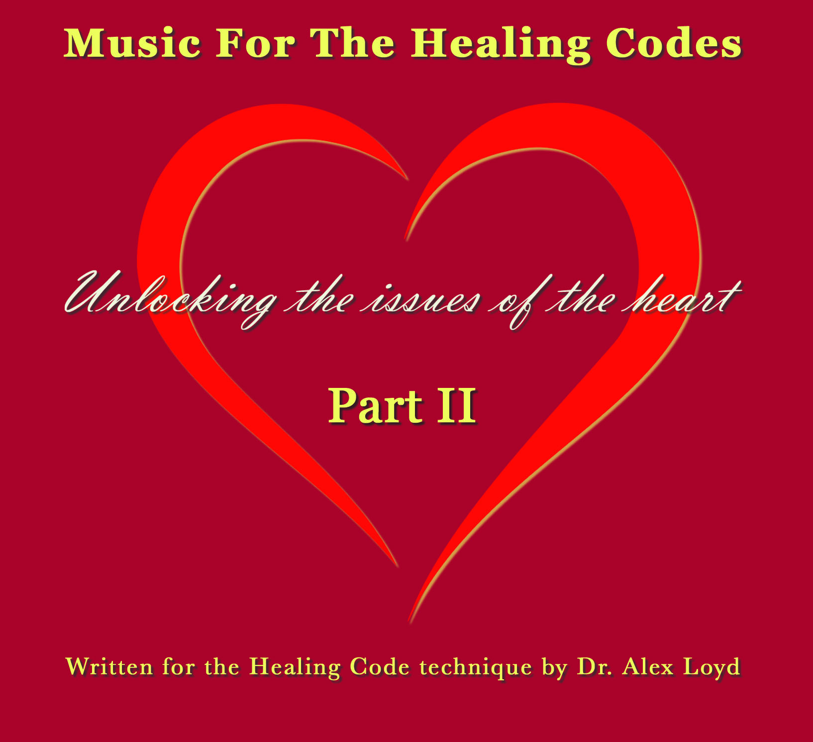 Music for The Healing Codes Part 2